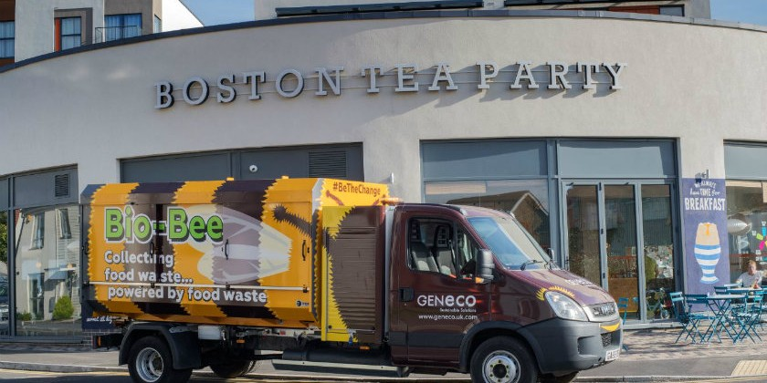Bio-Bee with Boston Tea Party and GENeco