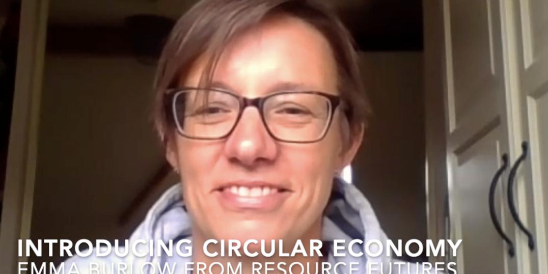 circular economy with emma burlow